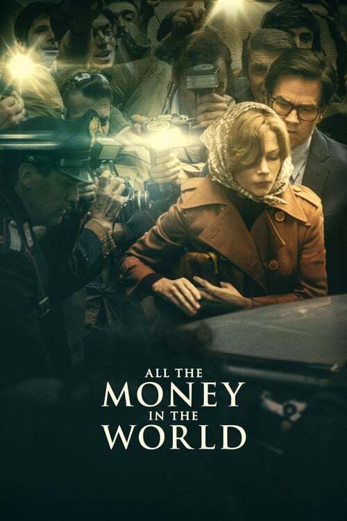 movie cover - All The Money In The World
