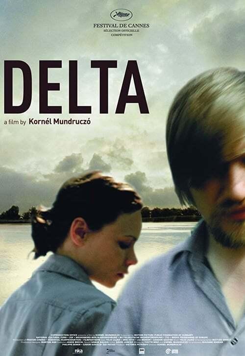 movie cover - Delta