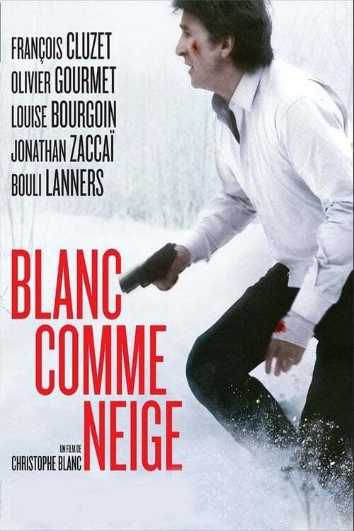 movie cover - Blanc Comme Neige