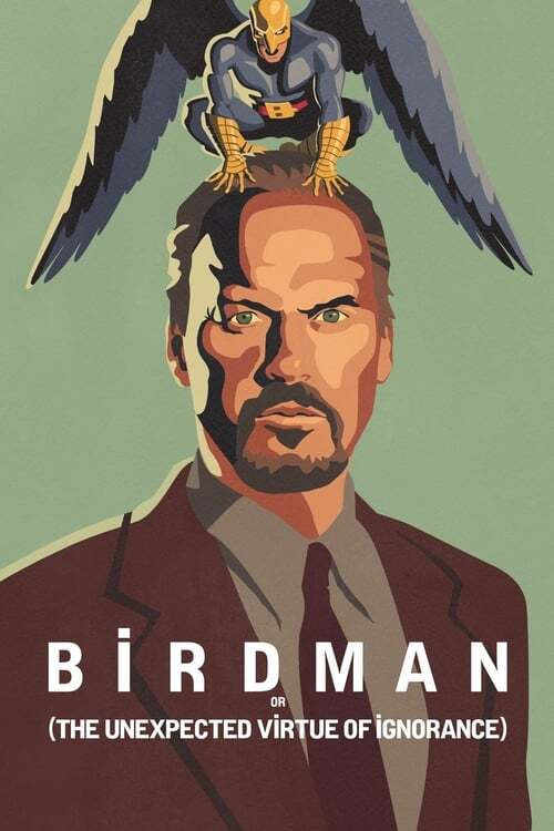 movie cover - Birdman