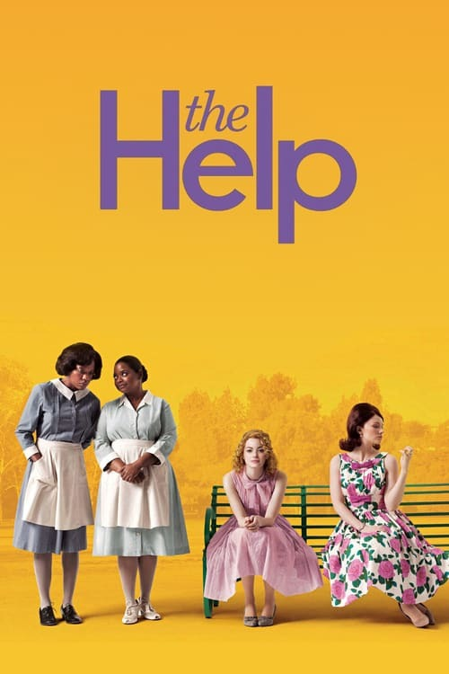 movie cover - The Help