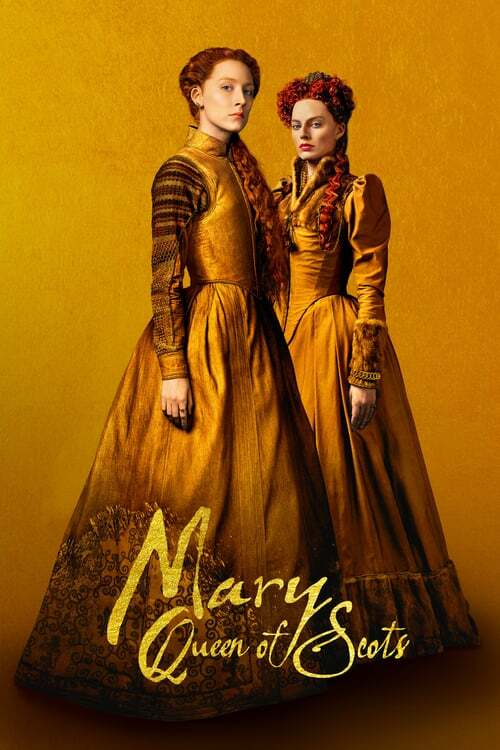 movie cover - Mary, Queen Of Scots