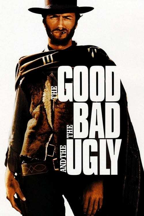 movie cover - The Good, The Bad And The Ugly