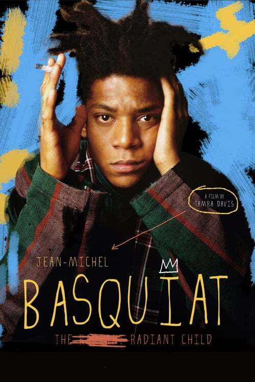movie cover - Jean-Michel Basquiat: The Radiant Child