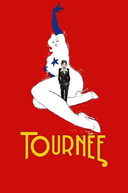 movie cover - Tournée
