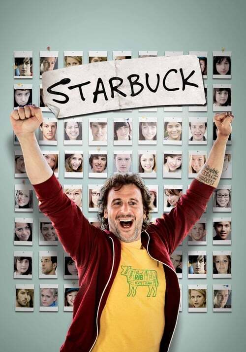 movie cover - Starbuck