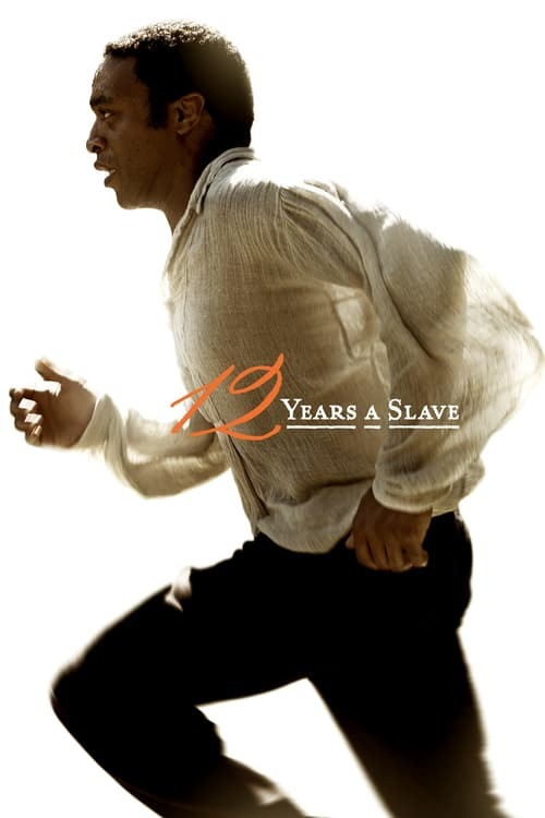 movie cover - 12 Years A Slave