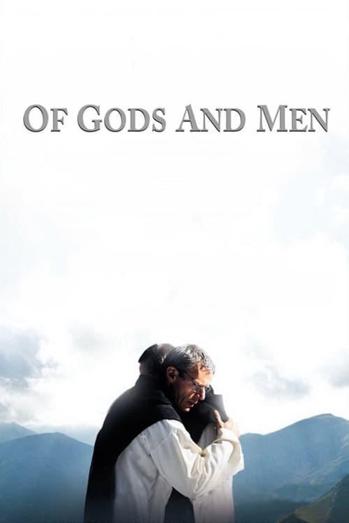 movie cover - Des Hommes Et Des Dieux