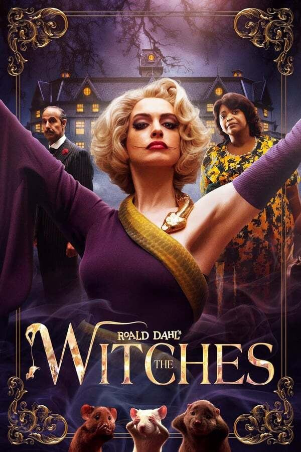 movie cover - The Witches