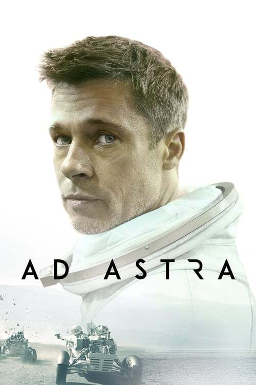 movie cover - Ad Astra