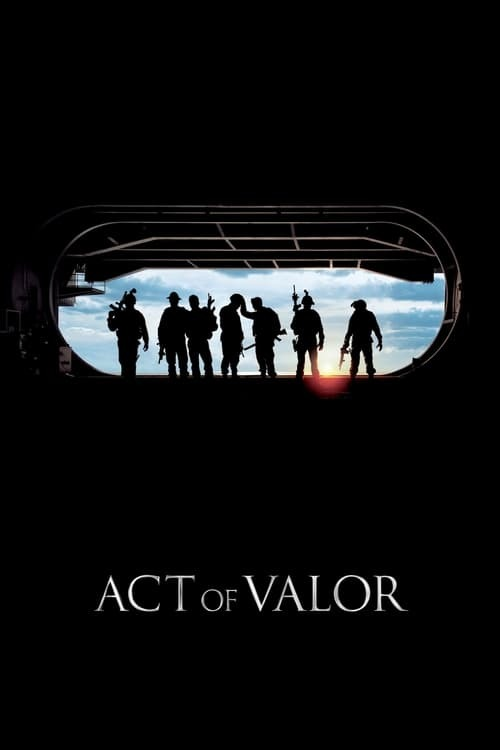movie cover - Act Of Valor