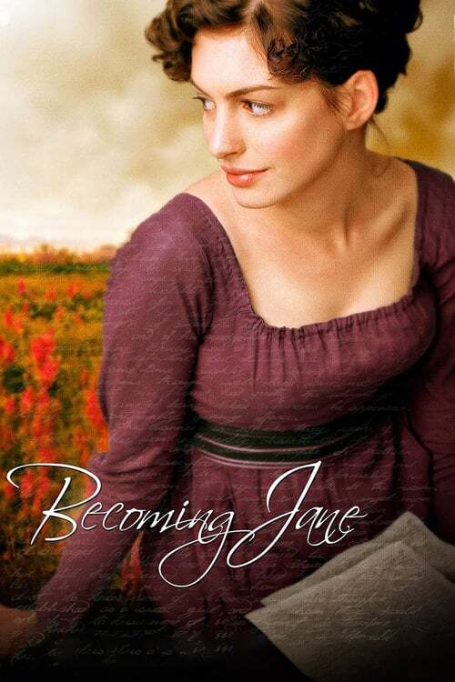 movie cover - Becoming Jane