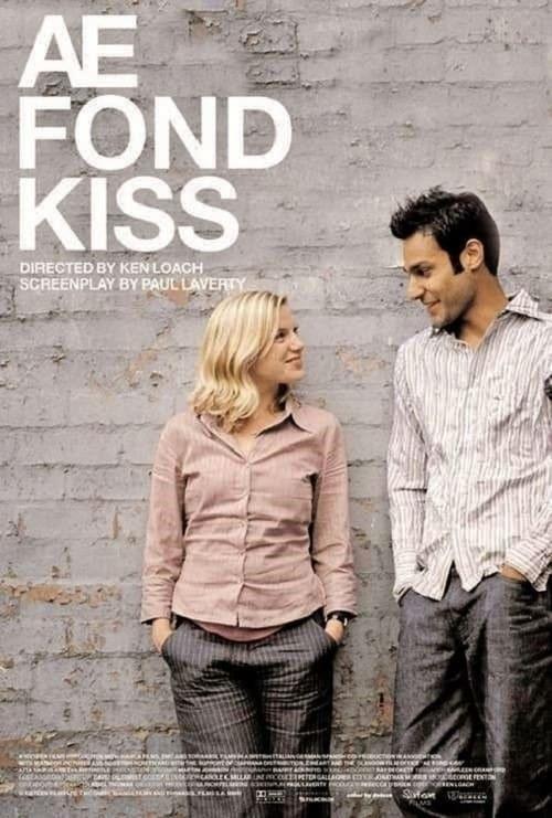 movie cover - Ae Fond Kiss...