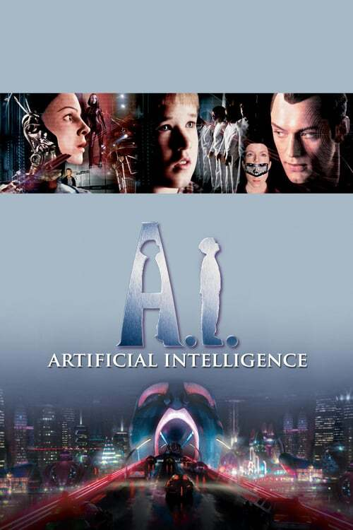 movie cover - Artificial Intelligence: AI