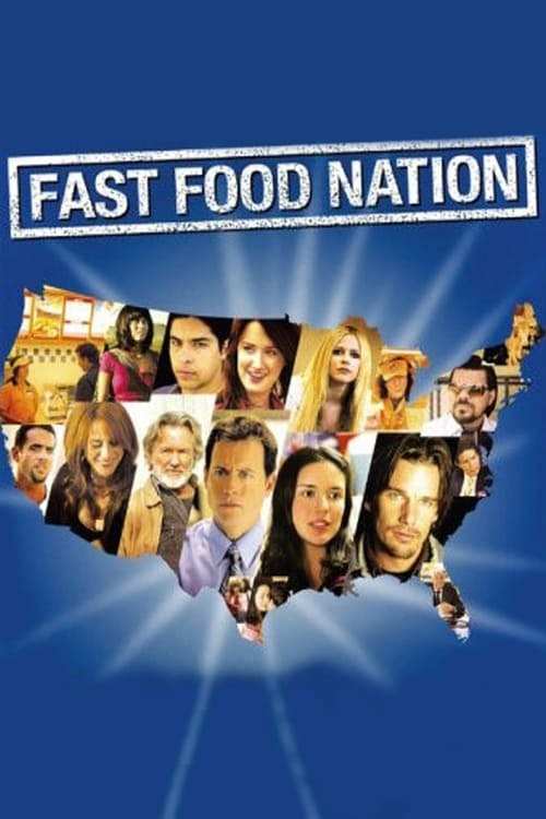 movie cover - Fast Food Nation