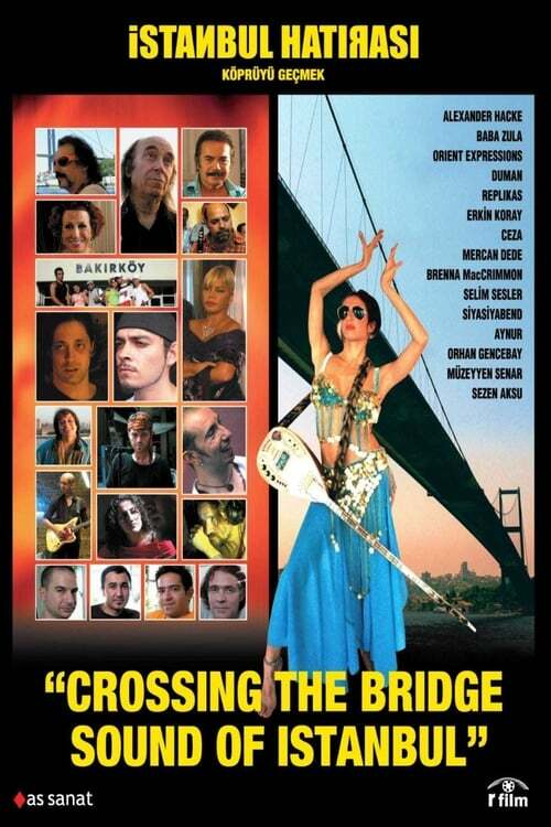 movie cover - Crossing The Bridge: The Sound Of Istanbul