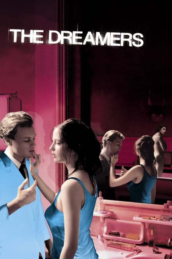 movie cover - The Dreamers
