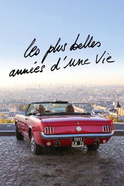 movie cover - Les Plus Belles Années d