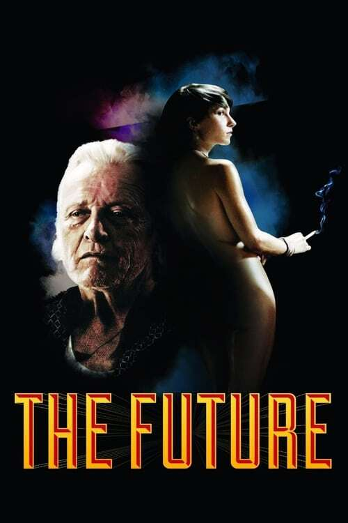movie cover - Il Futuro