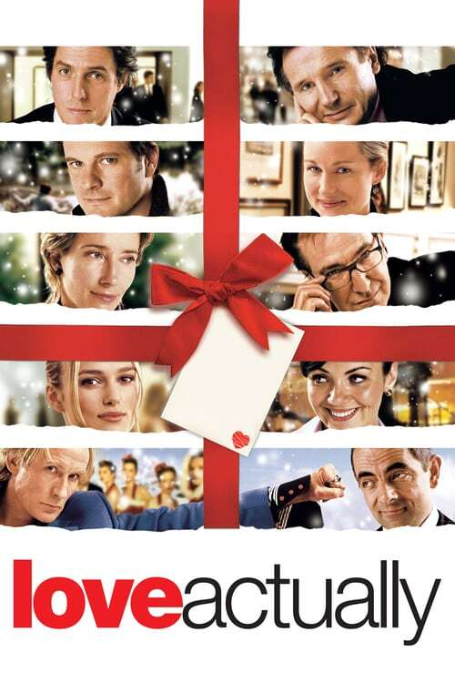 movie cover - Love Actually
