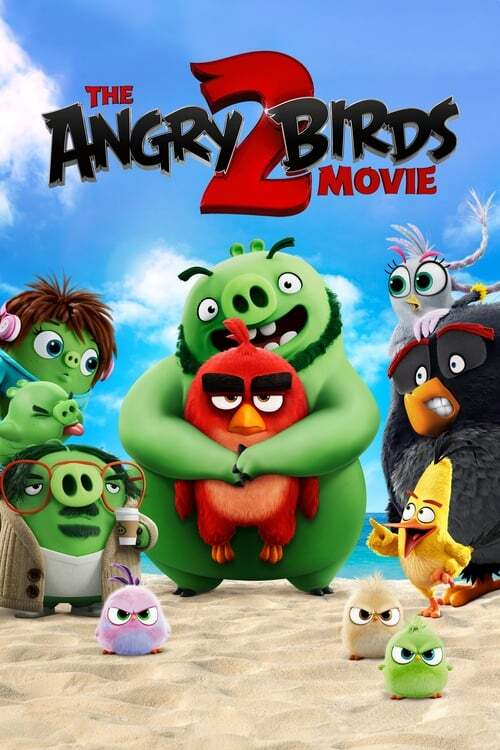 movie cover - The Angry Birds Movie 2