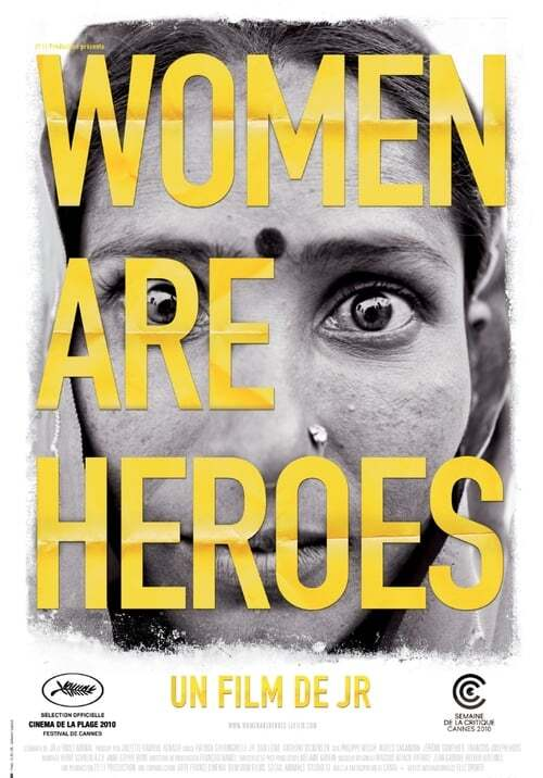 movie cover - Women Are Heroes