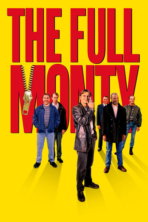movie cover - The Full Monty