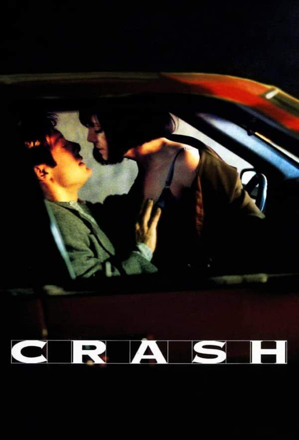 movie cover - Crash