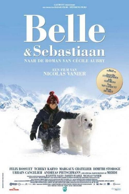 movie cover - Belle et Sébastien