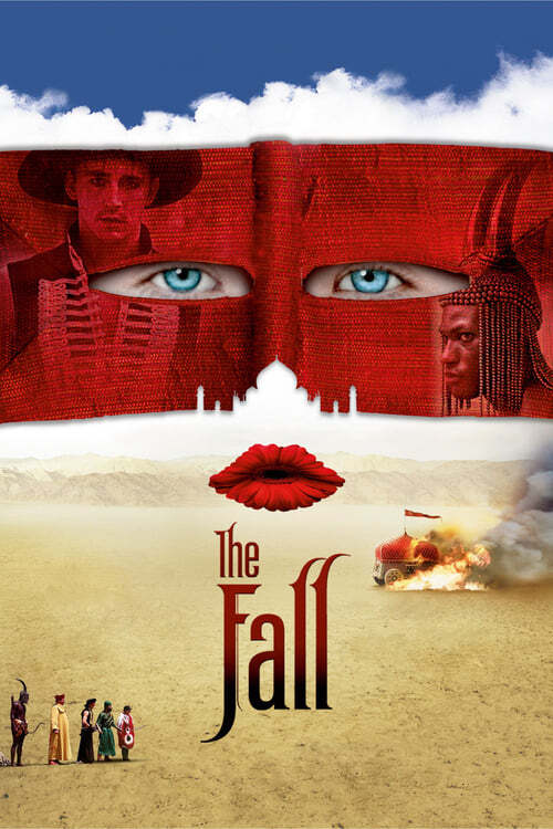 movie cover - The Fall