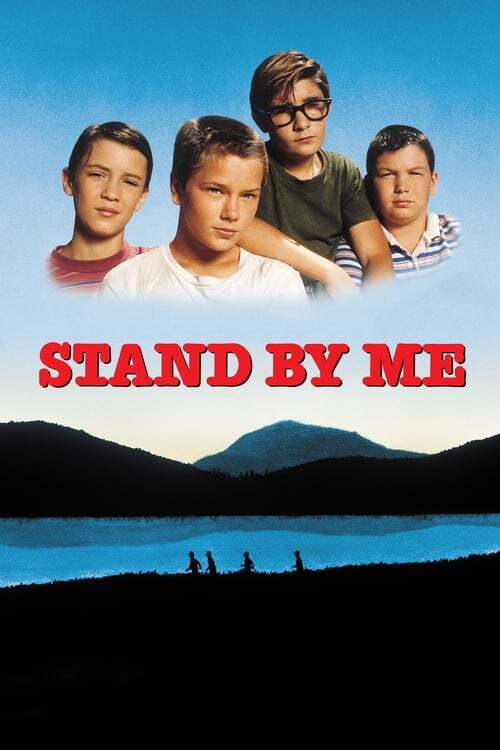 movie cover - Stand By Me