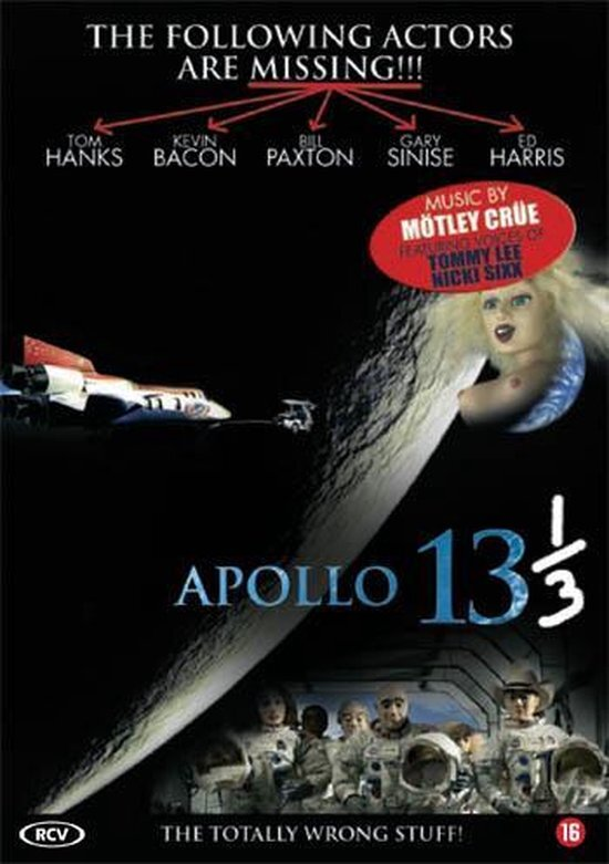 movie cover - Apollo 13 1/3