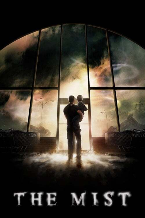 movie cover - The Mist
