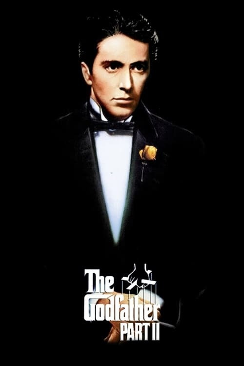 movie cover - The Godfather : Part II