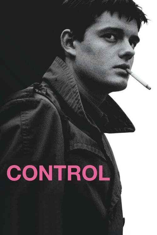 movie cover - Control