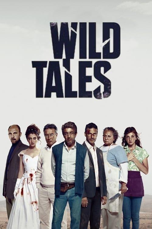 movie cover - Relatos Salvajes