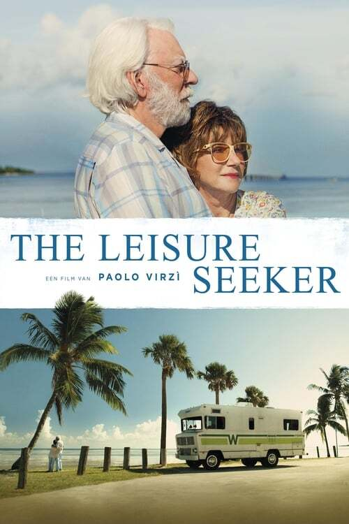 movie cover - The Leisure Seeker