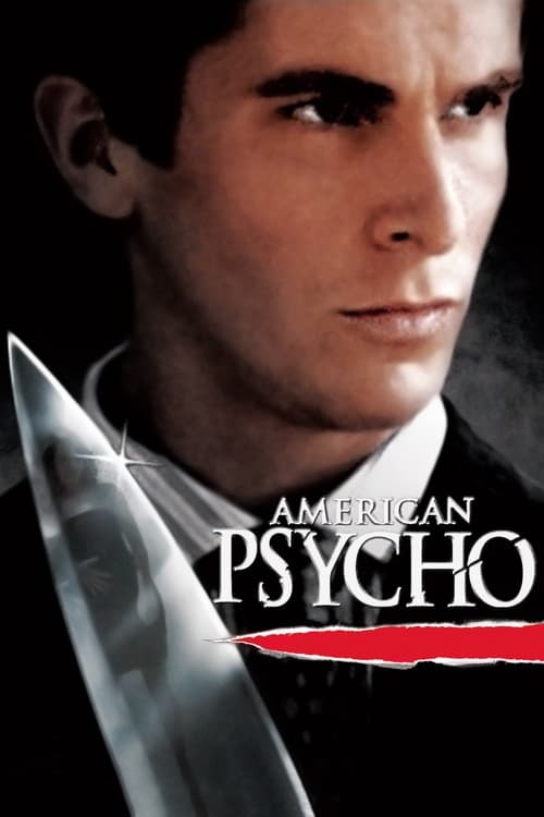 movie cover - American Psycho