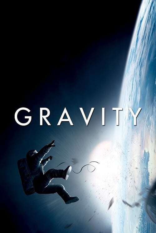 movie cover - Gravity
