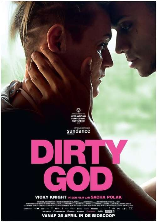 movie cover - Dirty God