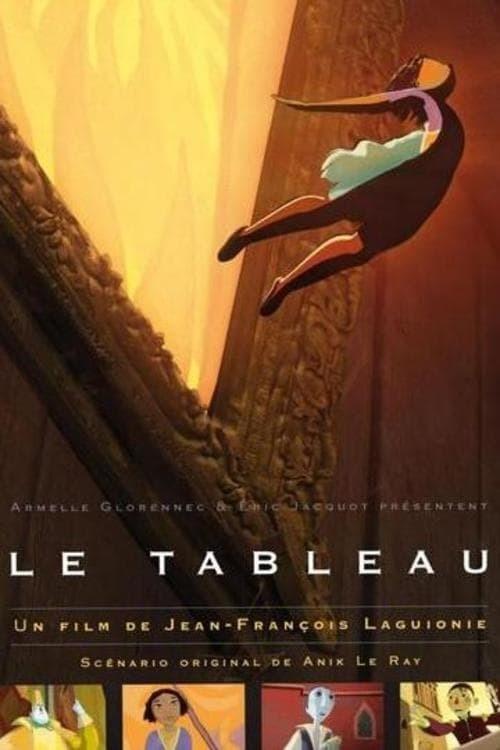 movie cover - Le Tableau