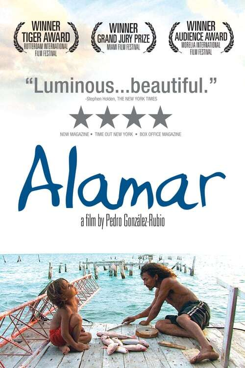 movie cover - Alamar