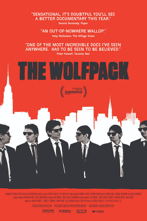 movie cover - The Wolfpack