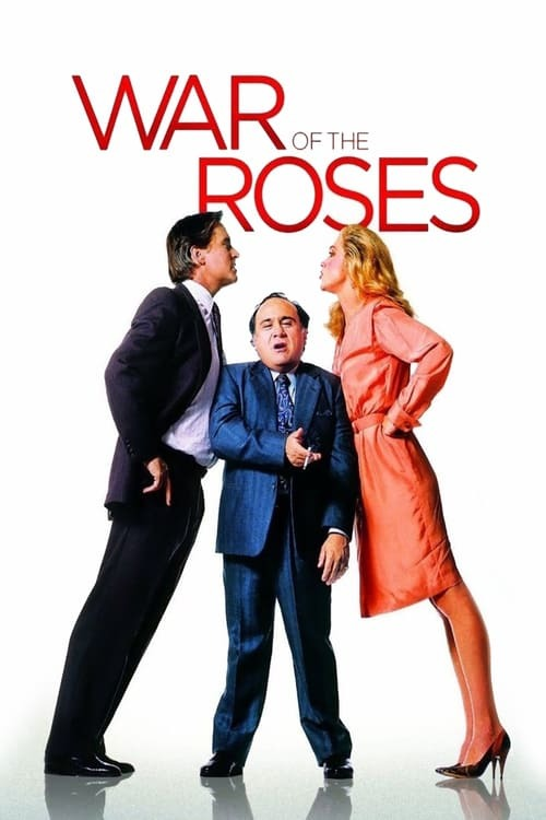 movie cover - The War Of The Roses