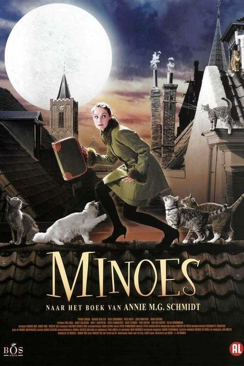 movie cover - Minoes