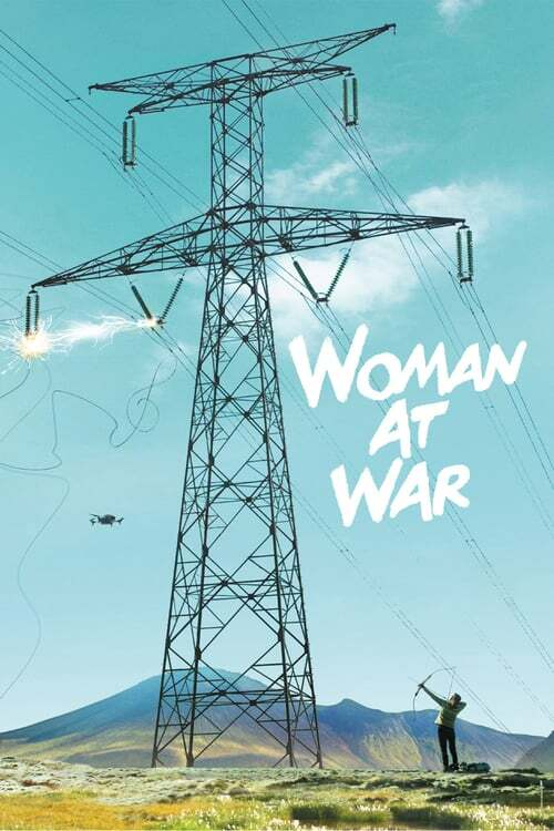 movie cover - Woman At War