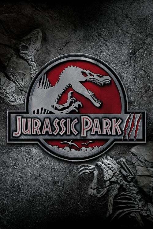 movie cover - Jurassic Park III