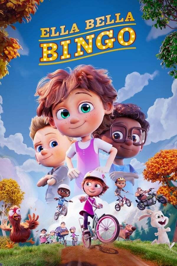 movie cover - Ella Bella Bingo