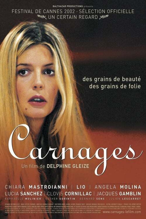 movie cover - Carnages