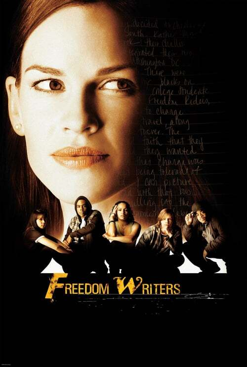 movie cover - Freedom Writers
